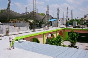 Casa Hogar rooftop
