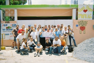Reynosa,Mexico 2006 Gateway Mission Team