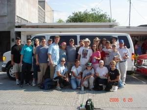 Gateway's 2006 Reynosa Team