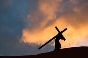 Will you carry your cross and follow Him?