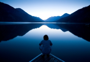 Spiritual peace transcends our circumstances