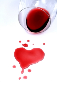 A dedicated heart receives the new wine God is pouring out