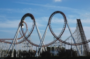 The emotional rollercoaster of the stock market